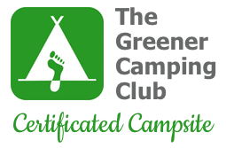 Greener Camping Club Certified Campsite